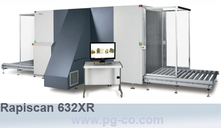 X-Ray Rapiscan Model 632XR