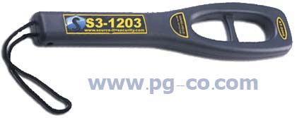 Handheld Metal Detector S3-1203
