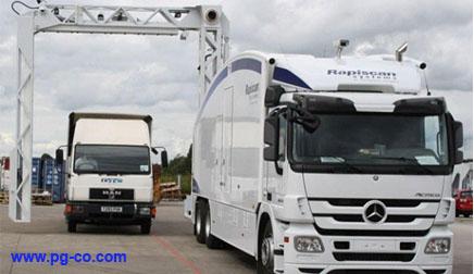 ایکس ری کامیون و تریلر