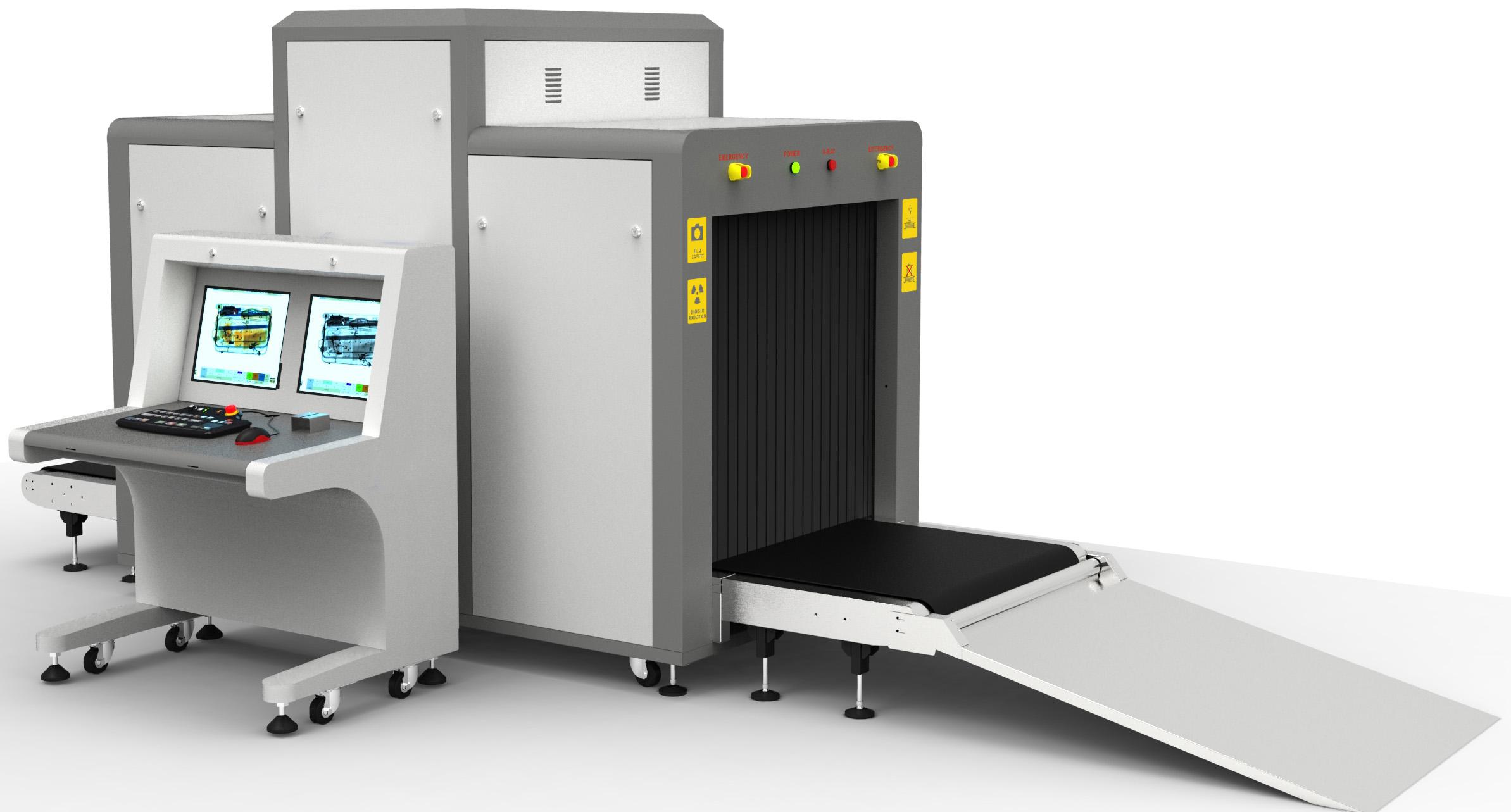 دستگاه ایکس ری 1